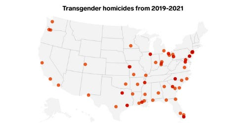 2020 Was Deadliest Year on Record for Trans People