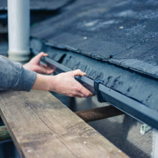 3 Ways a Gutter Guard Helps Your Roof 3