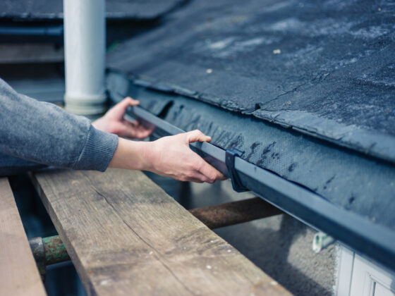 3 Ways a Gutter Guard Helps Your Roof 4