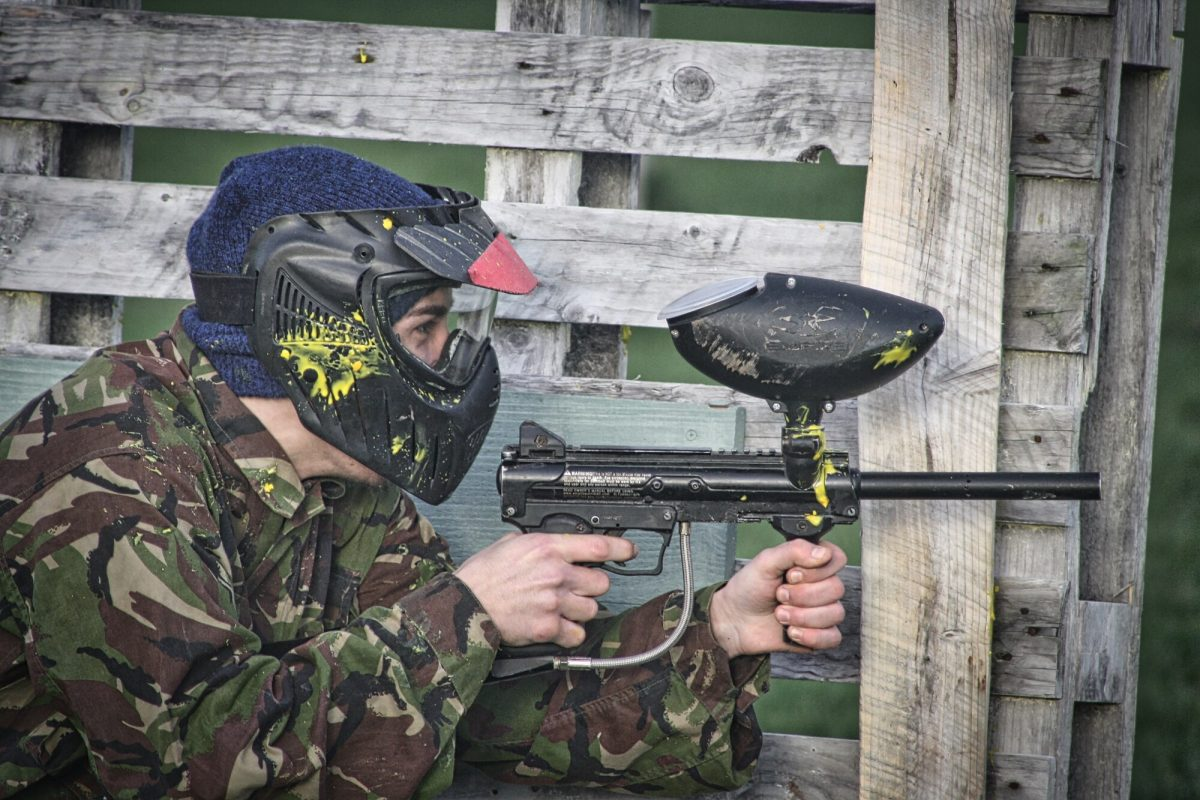 5 Reasons Why Everyone Should Play Paintball