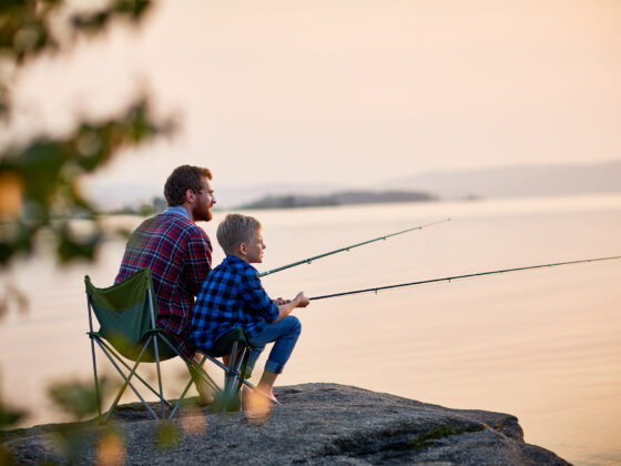 6 Awesome Health Benefits of Fishing 3