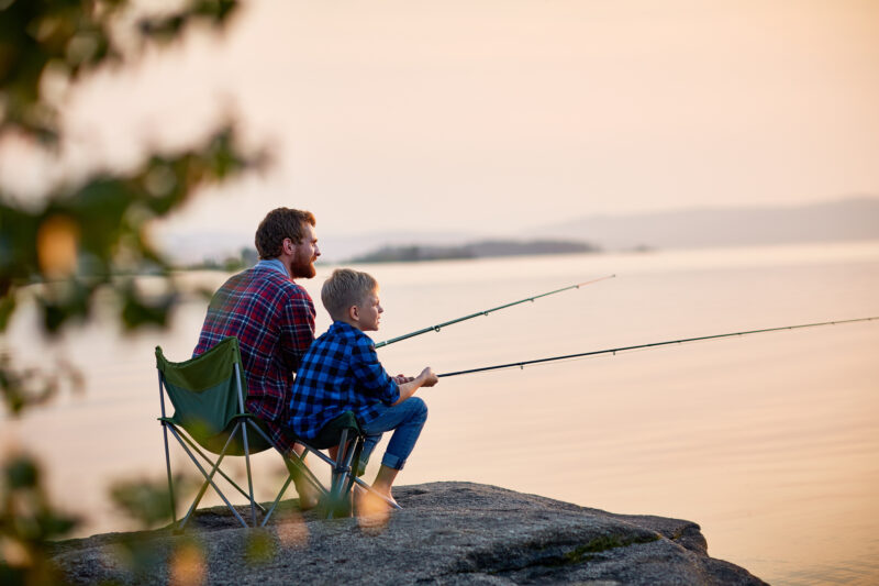 6 Awesome Health Benefits of Fishing 1