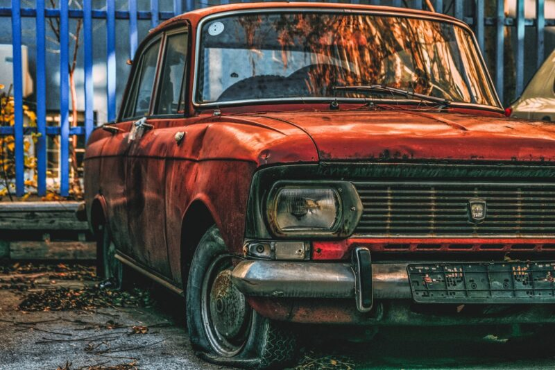 6 Reasons to Sell Your Junk Car 1