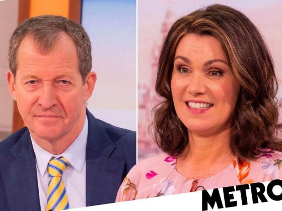 Alastair Campbell calls out Good Morning Britain just weeks before joining Susanna Reid as new presenter