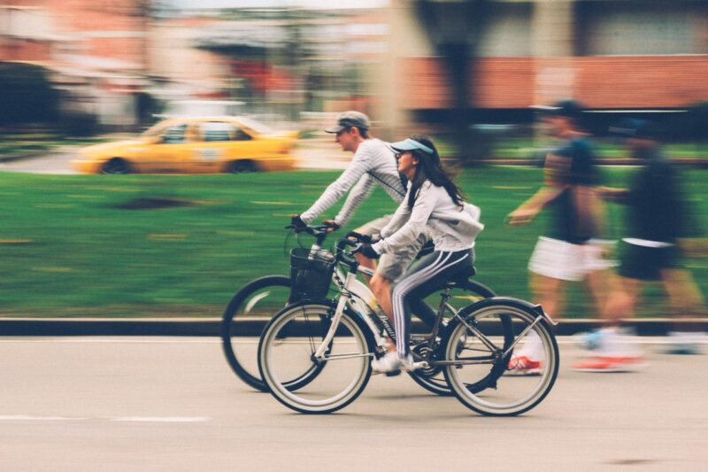 What should you do after a head injury from a bicycle accident? 1