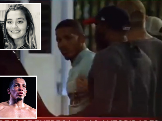 Boxer Félix Verdejo turns himself in after his pregnant lover is found dead as family says 'he threatened her'