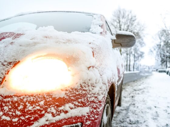 Safety Tips for Driving in the Snow 4