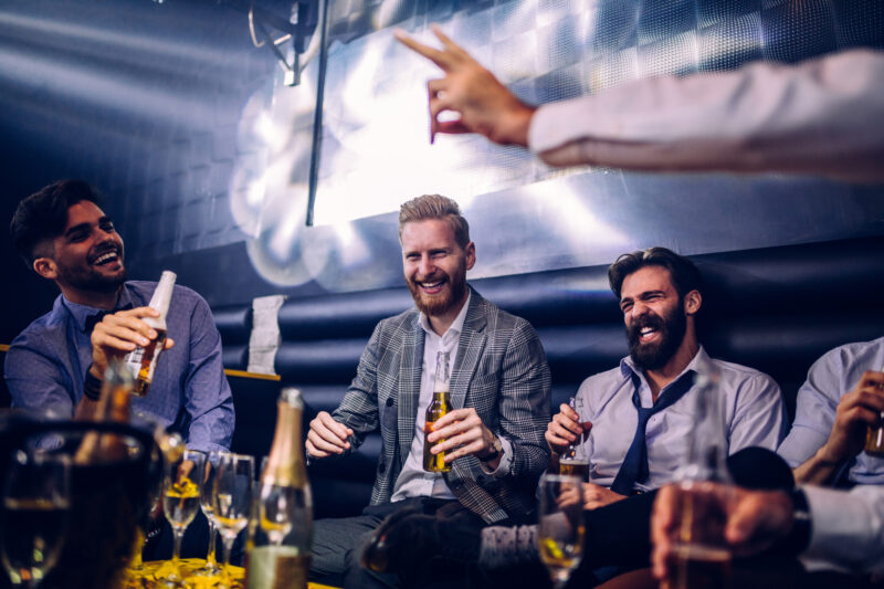 Guy's Night Out: Throwing the Perfect Bachelor Party 1