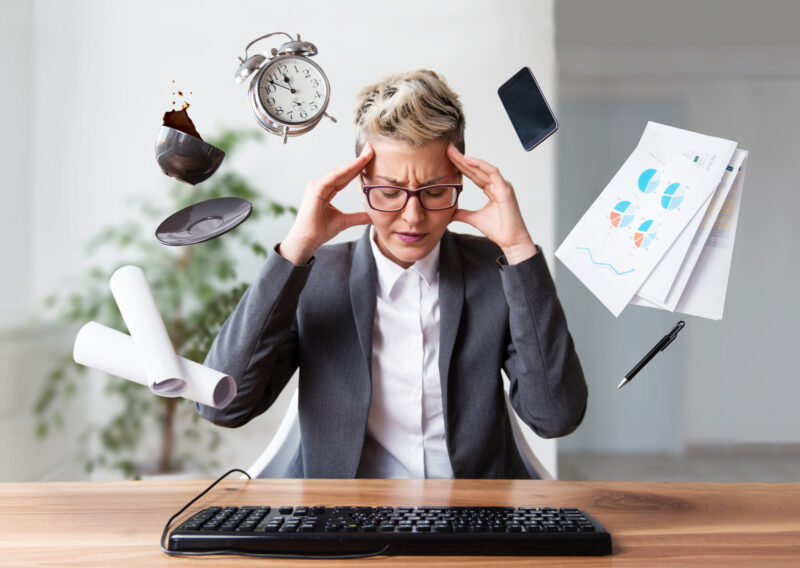 How to Stay Organized at Work 1
