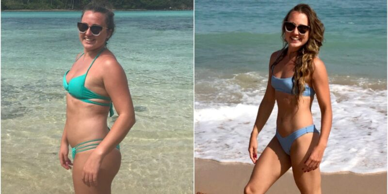 How 'you can't mess this up' mantra helped me achieve weight loss goals