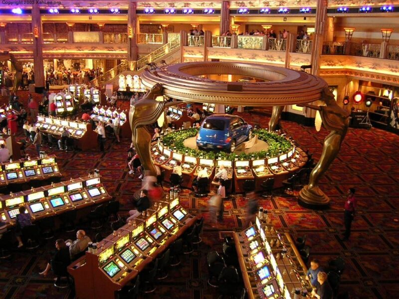 Importance & Benefits of casinos on the economy 1
