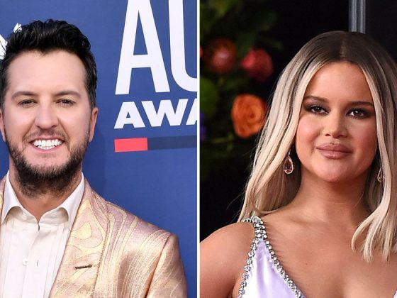 Luke Bryan Jokes About Claim He's 'the Father' of Maren Morris' Son
