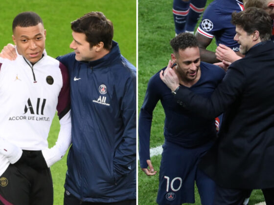 Mauricio Pochettino will not be cut out of new Amazon documentary as PSG continue quadruple bid against Man City