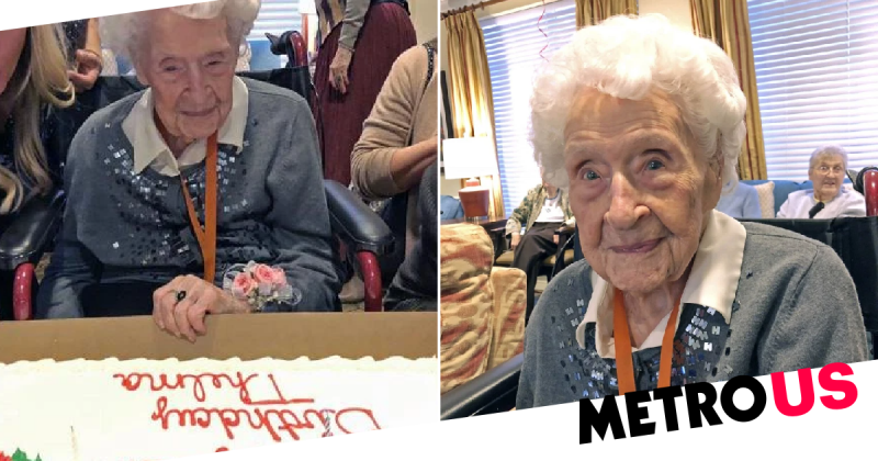 Oldest living American, 114, says she's tired of Covid restrictions