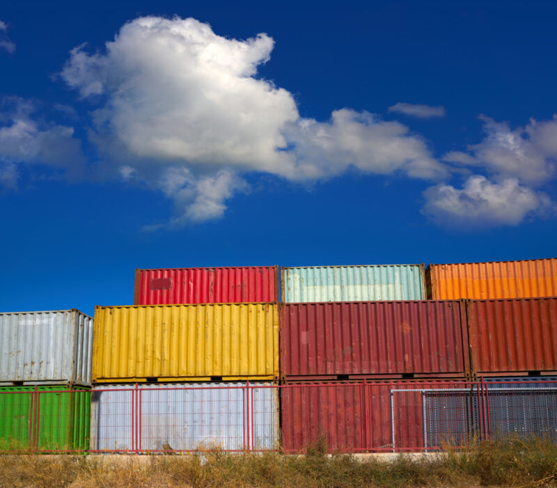 Ship It up: How Much Is a New Shipping Container? 1