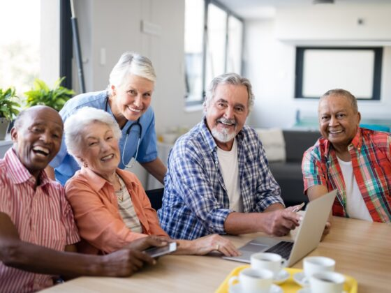 The Benefits of Living in a Senior Living Community 4