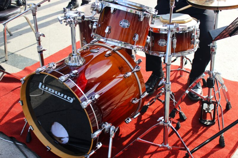 The Top 5 Benefits of Learning Drums 1