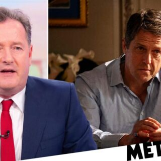 The Undoing: Piers Morgan slams Hugh Grant's 'narcissistic' character