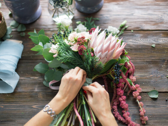 Top 5 Beautiful Benefits of Keeping Flowers in Your Home 6
