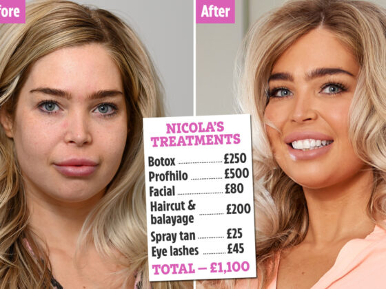 We splashed out thousands on our post-lockdown makeovers