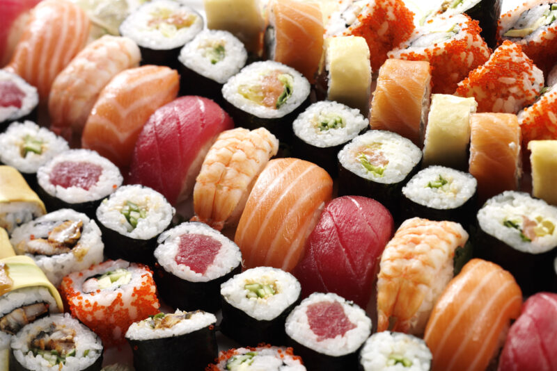 What Is the Proper Way to Eat Sushi? 1