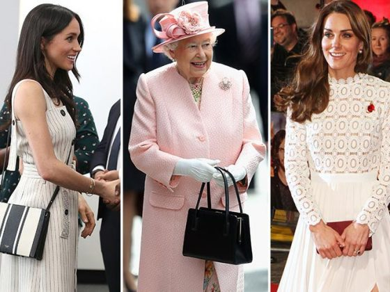 Why The Queen and The Royal Family always carry a handbag or clutch bag – The Sun