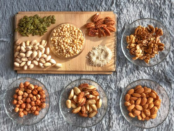 Why nutritionists are crazy about nuts 7