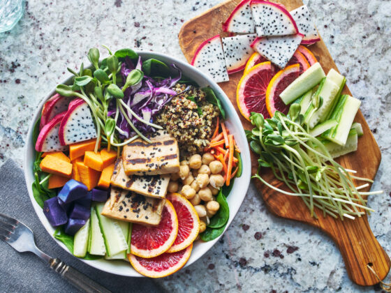 3 Incredible Health Benefits of a Vegetarian Diet 3