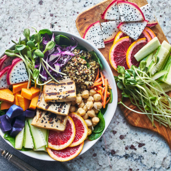 3 Incredible Health Benefits of a Vegetarian Diet 2