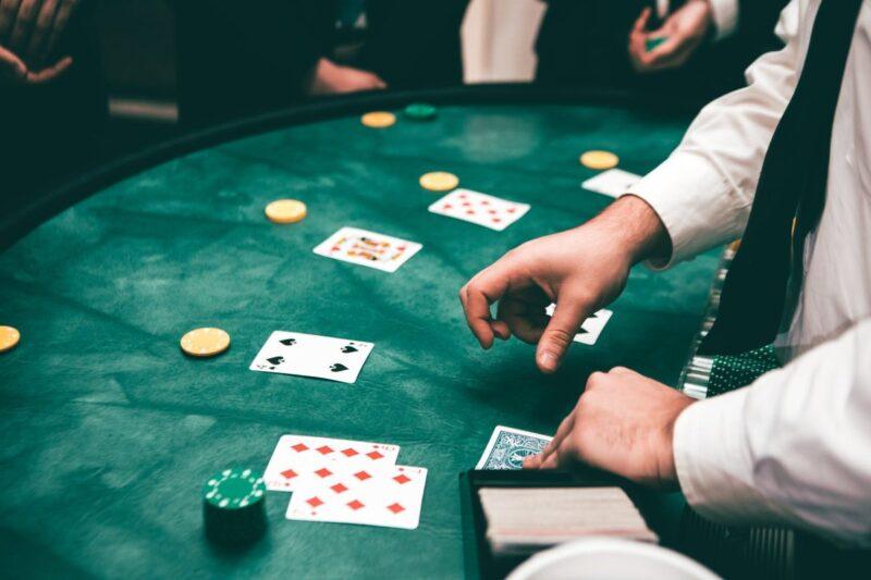 people playing poker