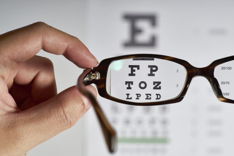What Are the Common Signs You Need Glasses? 1