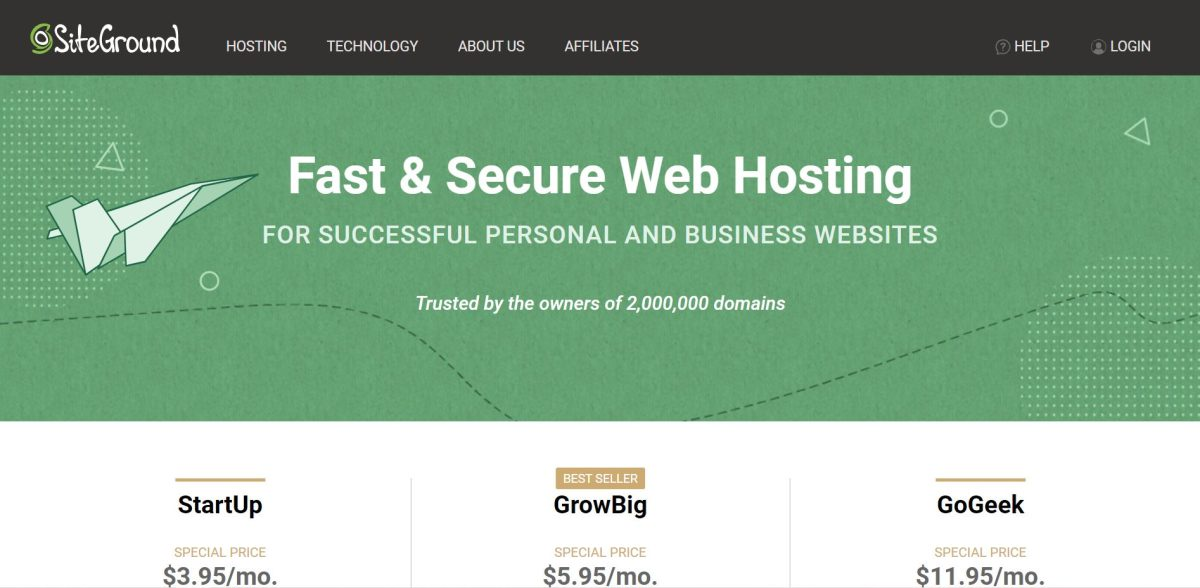 Greatest Wordpress Internet hosting in 2021 5