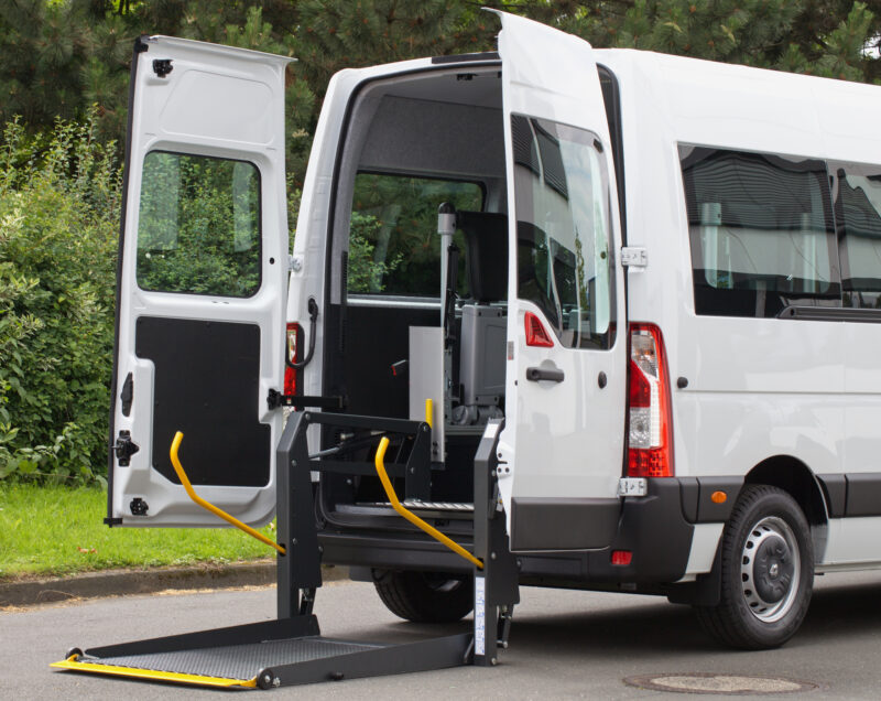 Type of Wheelchair Vans: What to Look for Before You Buy 1